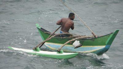 Sri Lanka und Einheimische